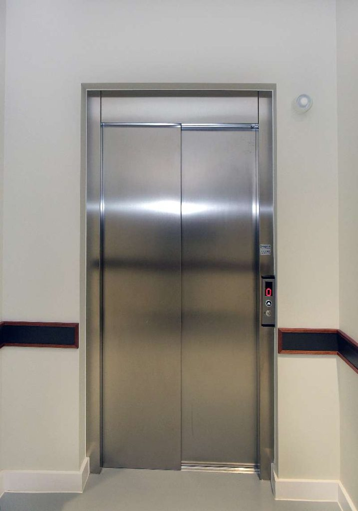 Stannah lift at bucks new university