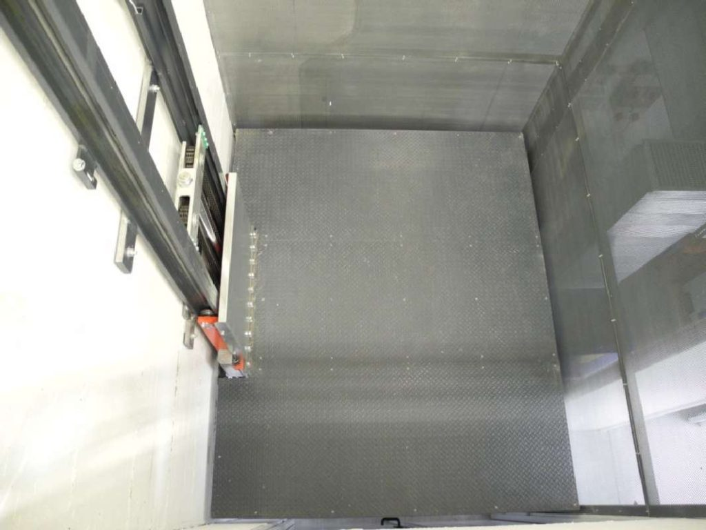 Goods Only Lift - Shaft by Others