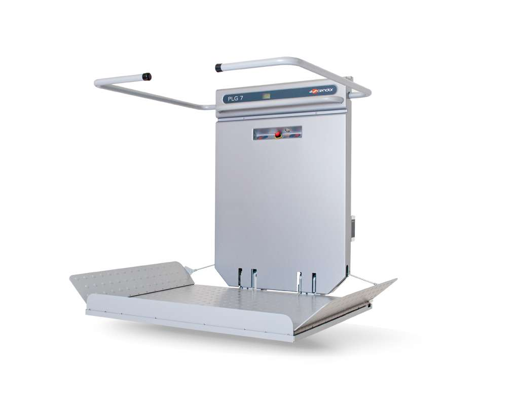 Straight Rail Stairlifts - Level Lifts