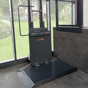 Vertically Rising Stairlift