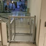 Compact Open Style Lift - Level Lifts